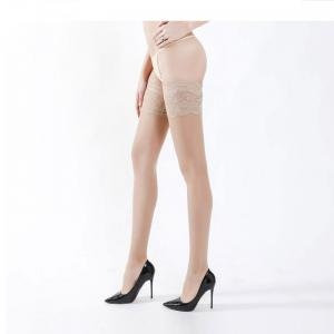 Croglam Lace Thigh Highs Sexy Fragrance Silk Stockings -