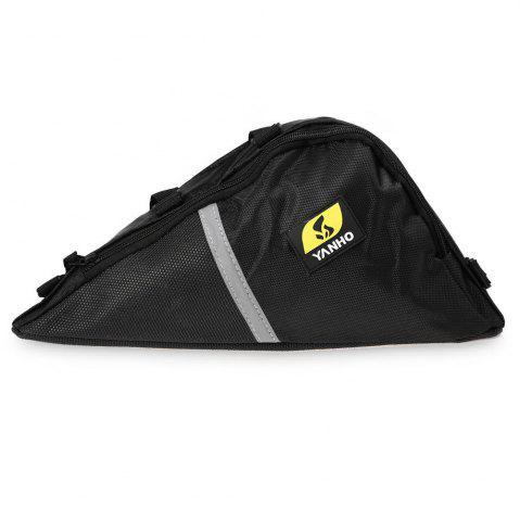 Unique Yanho Outdoor Cycling Bag Front Frame Triangle Pouch