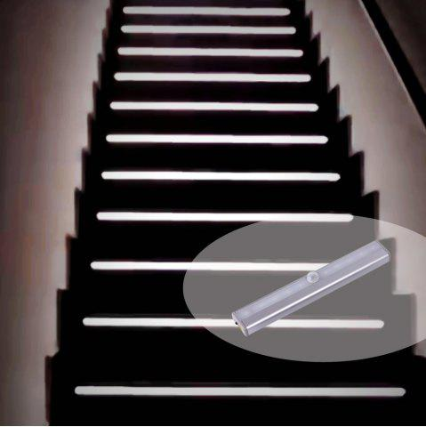 Discount Portable Rechargeable Wireless Infrared Sensor LED Staircase Lights