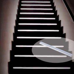 Portable Rechargeable Wireless Infrared Sensor LED Staircase Lights -