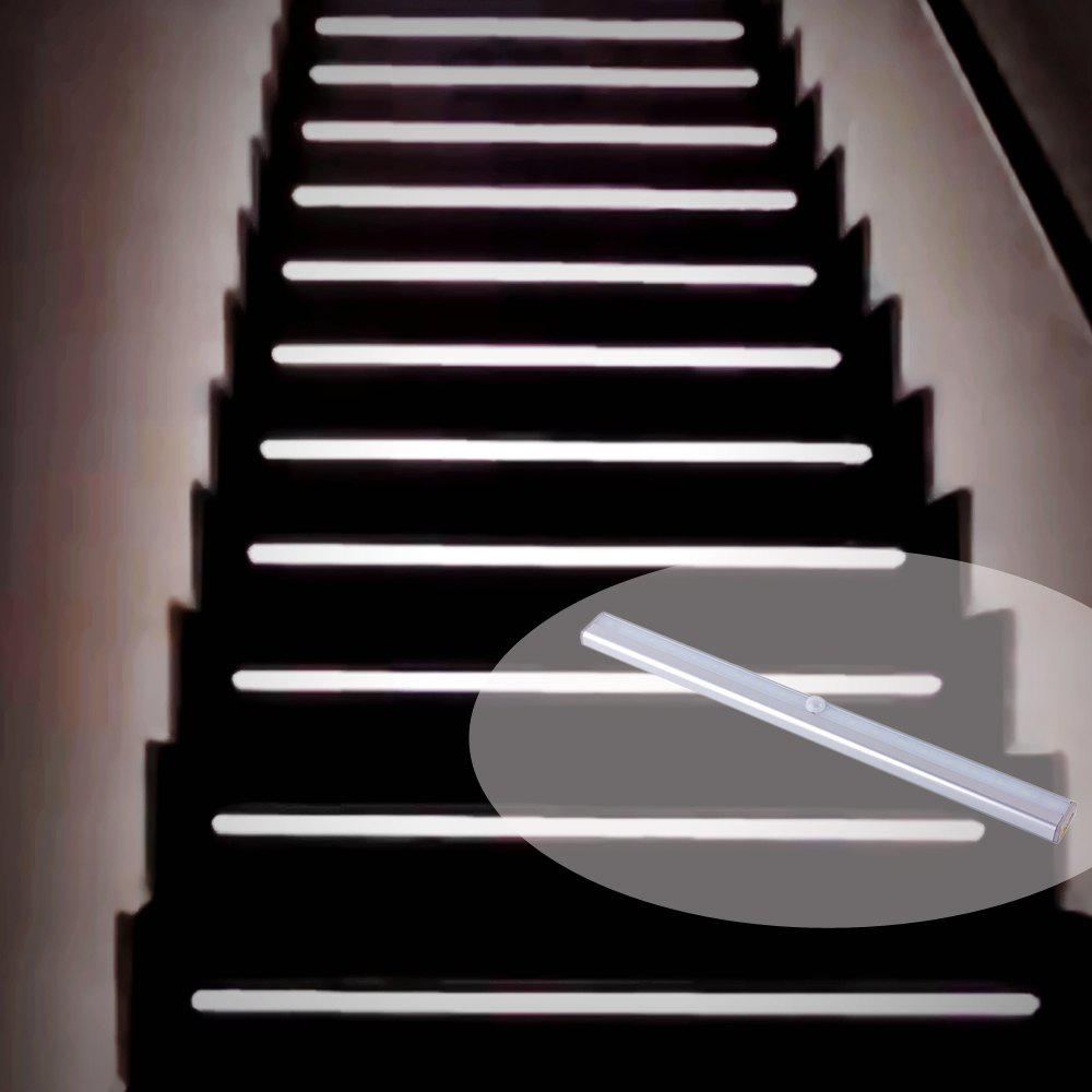 Affordable Portable Rechargeable Wireless Infrared Sensor LED Staircase Lights