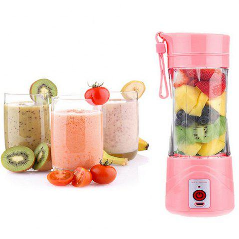 Store Juicer Household Mini Portable USB Rechargeable Juicer Bottle Cup