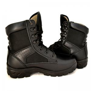 FEIRSH Armed Police Portable New Type 07 Combat Boots With Thick Base -