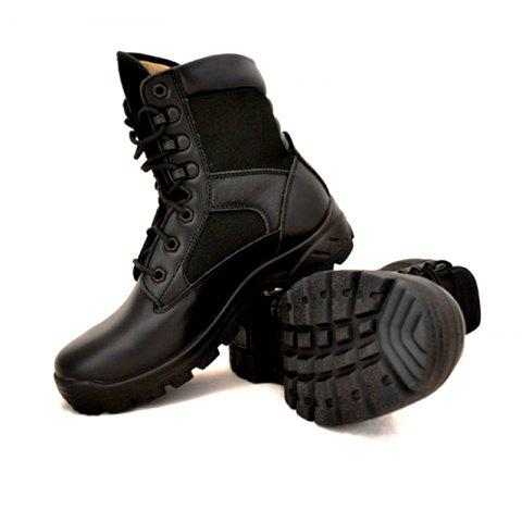 Latest FEIRSH Armed Police Portable New Type 07 Combat Boots With Thick Base
