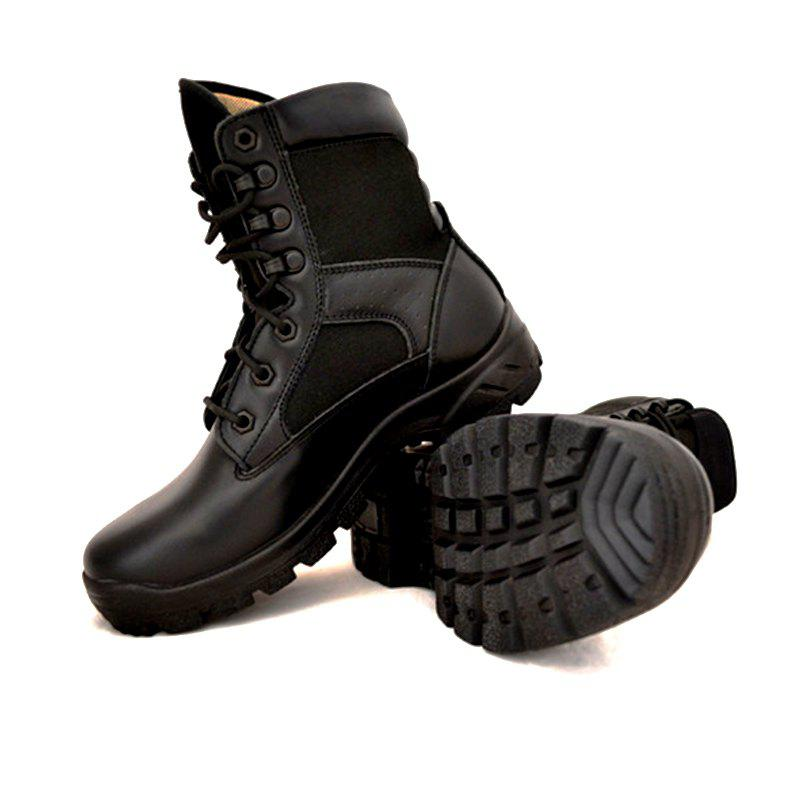 Sale FEIRSH Armed Police Portable New Type 07 Combat Boots With Thick Base