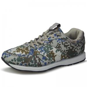 FEIRSH Camouflage Chaussures de course -