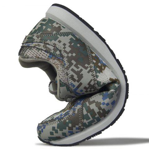 Unique FEIRSH Camouflage Running Shoes