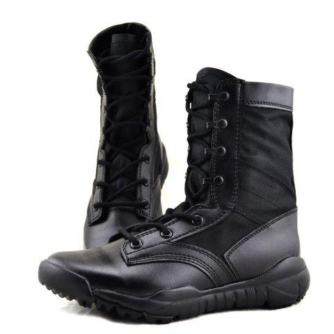 Latest FEIRSH Outdoor Light Combat Boots