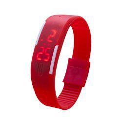 Universal Waterproof LED Sports Watch -