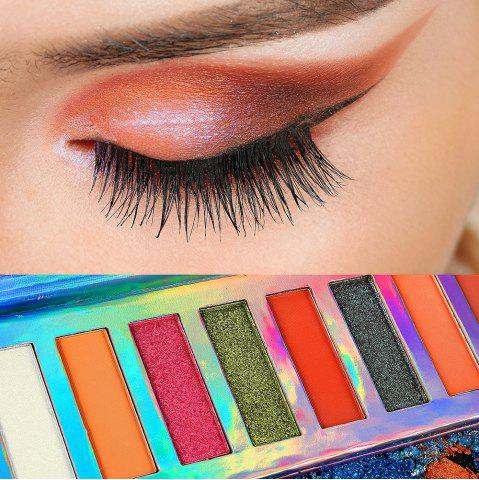 Best 10 Color Polarized Matte Smoky Earth Color Eye Shadow