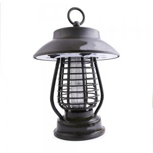 Pest Bug Light Solar Mosquito Killer LED For Outdoors Yard Mosquito Lamp -