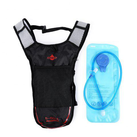 B - SOUL 2L Водяной мешок 5L Hydration Backpack