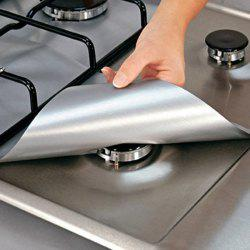 Reusable Burner Covers Protector Stove Surface Protection Cover For Kitchen Cleaning Tools -
