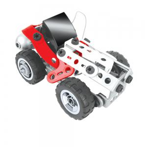 DIY 10 in 1 3D Building Blocks with Electronic Power Education Learning Toy 100PCS -