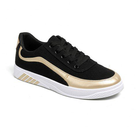 Store Men Lace Up Breathable Casual Shoes Fashion Sneakers for Students