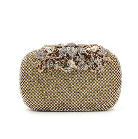 Online Women Evening Bag Crystal Rhinestone Acrylic Jewels Wedding Event Party Formal