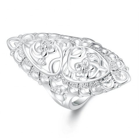 Fashion Fashion Creative Elegant Hollow Out Ring Charm Jewelry