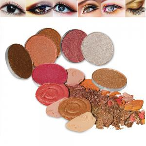 35 Colors Professional Eyeshadow F Section -