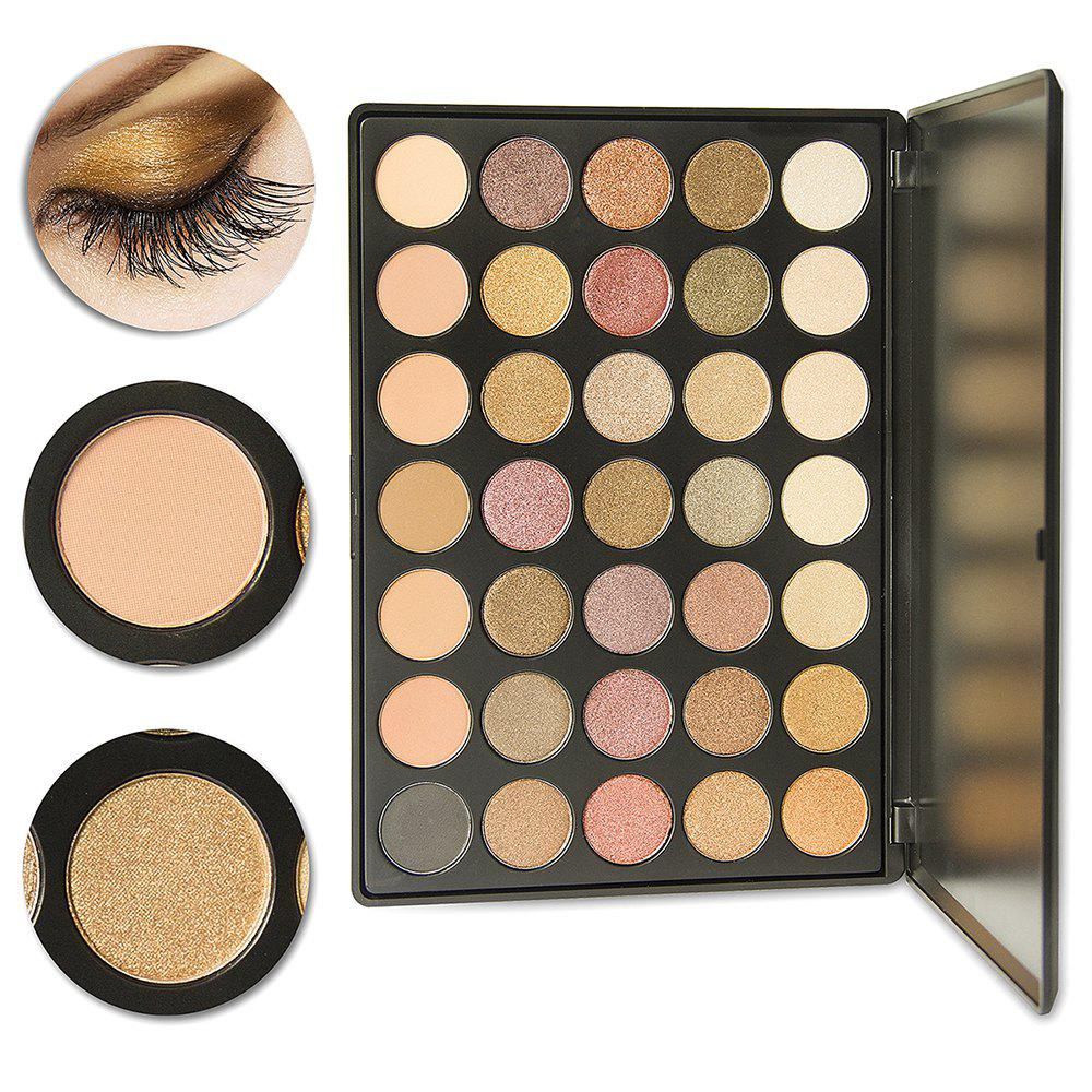 Outfits 35 Colors F Models Eyeshadow