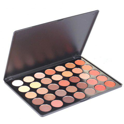 Trendy 35 Colors O Paragraph Eyeshadow