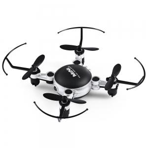KY901 RC Quadcopter 2.4GHz WiFi FPV 0.3MP Camera LED 3D Flip 4CH Mini Drone -