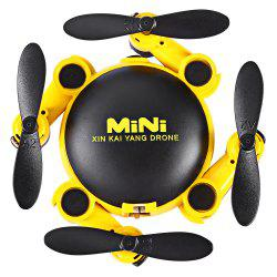 KY901 RC Quadcopter 2.4 GHz WiFi FPV 0.3MP Caméra LED 3D Flip 4CH Mini Drone -