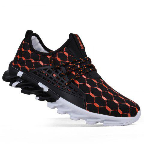 Unique 2018 Spring Fashion Design Men Sports Shoes