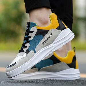 2018 Spring Men Fashion Breathable Sports Shoes -
