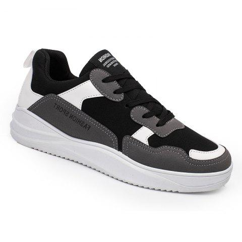 Discount 2018 Spring Men Fashion Breathable Sports Shoes