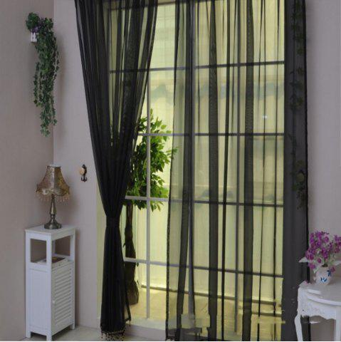 Hot New Solid Color Banquet Decoration  Glass Yarn Curtain