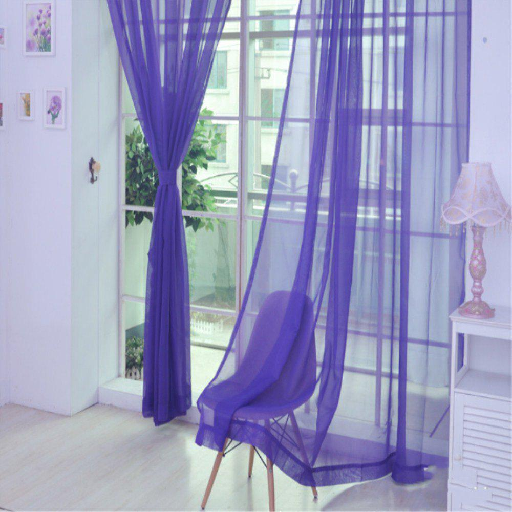Buy New Solid Color Banquet Decoration  Glass Yarn Curtain