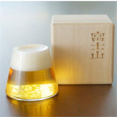 Discount Glass Beer Cup Transparent Beverage Cup