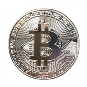 3 Pcs Gold Plated Coin Collectible BitCoin Art Collection Gift Physical -