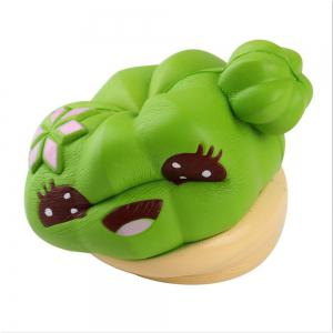 Jumbo Squishy Squeeze PU Cactus Emballage Collection Cadeau Peluche -