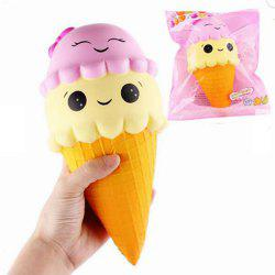 Jumbo Squishy Squeeze PU 22cm Cream Collection Gift Soft Toy -
