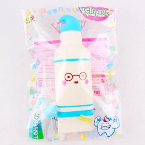 Jumbo Squishy Squeeze Toothpaste PU Collection Gift Soft Toy -