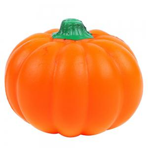 Jumbo Squishy Squeeze Pumpkin PU Collection Gift Мягкая игрушка -