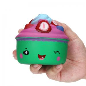 Jumbo Squishy Slow Rising Cute Cartoon Icecream Toys Stress Collectibles -