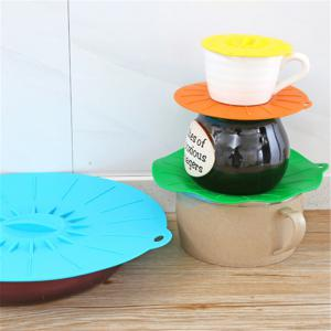 Universal Silicone Suction Lid-Bowl Pan Cooking Pot Lid-Silicon Stretch Cover Kitchen -
