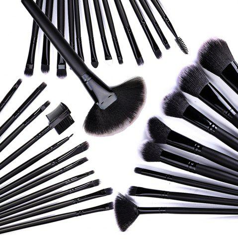 32PCS Texture Make Up Brush Suit