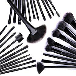 32PCS Texture Make Up Brush Suit -