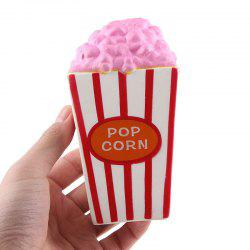 Jumbo Squishy PU Slow Rising Stress Relief Toy Replica Popcorn for Adults -