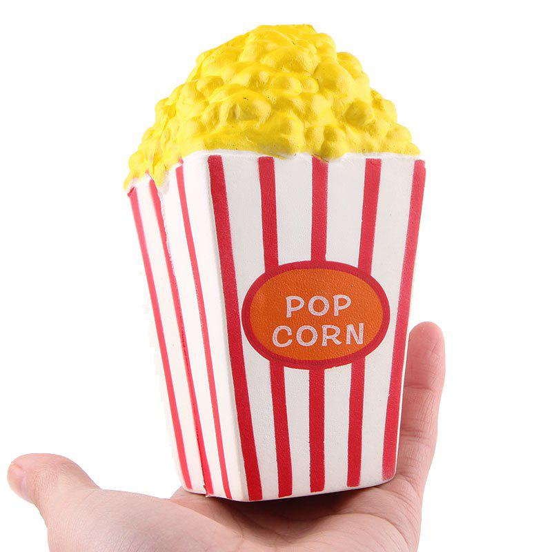 Jumbo Squishy PU Slow Rising Stress Relief Toy Replica Popcorn для взрослых