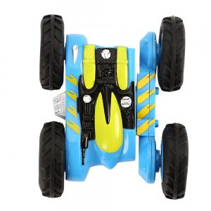 RC Car 777 - 606 360 Spinning Double-sided Running Tipper with Light and Sound -