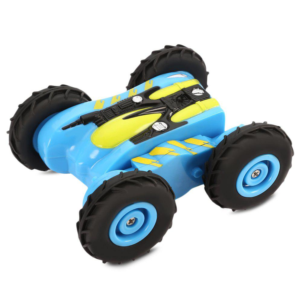 Cheap RC Car 777 - 606 360 Spinning Double-sided Running Tipper with Light and Sound