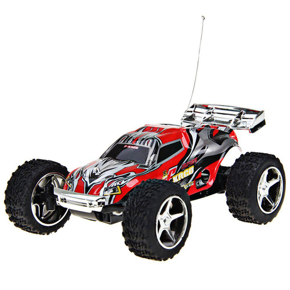 Unique WLTOYS WL2019 1/24 Scale Racing Car 4WD 2.4GH 25km/h High-speed Remote Control Toys