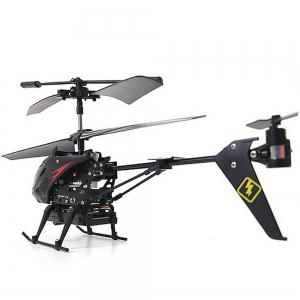 WLTOYS S977 3.5CH Radio Control Metal Gyro RC Helicopter with Camera -