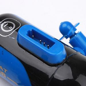 777 - 219 4CH Radio Remote Control Sport Boats Submarine Wireless Power RC Toy -