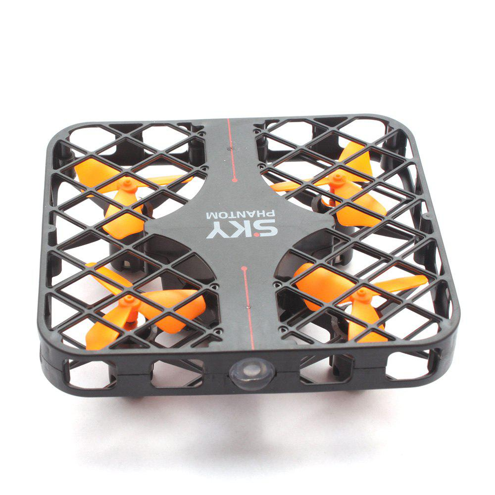 HAPPYCOW 777 - 382 2.4G 4CH 6-axe Gyro RC Quadcopter Anti-crash 3D Flip Mode sans tête RTF Drone