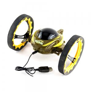 HAPPYCOW 777 - 359 4CH 2.4GHz Jumping Stunter Сумо Bounce Car Jump Remote Control Toys Gift -